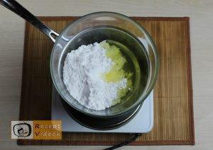 Habcsók recept, habcsók elkészítése 1. lépés