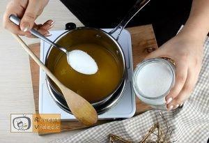 Szaloncukor recept, szaloncukor elkészítése 10. lépés