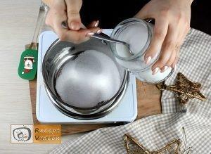 Szaloncukor recept, szaloncukor elkészítése 3. lépés