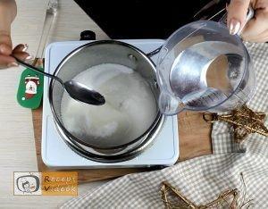 Szaloncukor recept, szaloncukor elkészítése 4. lépés