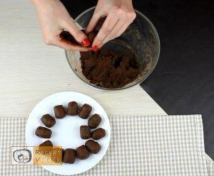 Szaloncukor recept, szaloncukor elkészítése 2. lépés