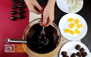 Szaloncukor recept, szaloncukor elkészítése 12. lépés