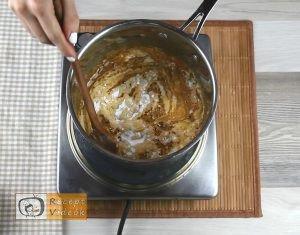 Törökméz recept, törökméz elkészítése 2. lépés