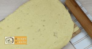 Burgonyás pogácsa (krumplis pogácsa) recept, burgonyás pogácsa (krumplis pogácsa) elkészítése 5. lépés
