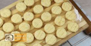 Burgonyás pogácsa (krumplis pogácsa) recept, burgonyás pogácsa (krumplis pogácsa) elkészítése 9. lépés