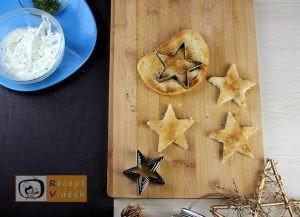 Karácsonyi diy kreatív recept ötletek 10. lépés