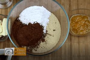 Kókuszgolyó recept, kókuszgolyó elkészítése 1. lépés