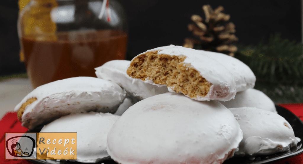 Mézes puszedli recept, mézes puszedli elkészítése - Recept Videók