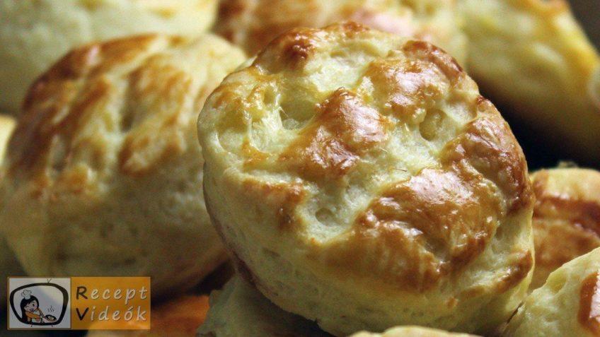 Burgonyás pogácsa (krumplis pogácsa) recept, burgonyás pogácsa (krumplis pogácsa) elkészítése - Recept Videók