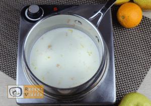 Máglyarakás recept, máglyarakás elkészítése 1. lépés