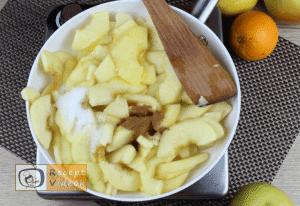 Máglyarakás recept, máglyarakás elkészítése 6. lépés
