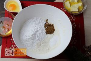 Mézeskalács recept, mézeskalács elkészítése 1. lépés
