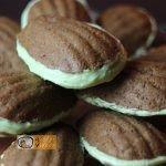 Mandulás kagyló süti recept, mandulás kagyló süti elkészítése - Recept Videók