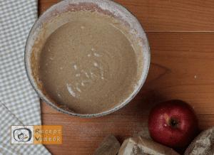 Almás pite muffin recept, almás pite muffin elkészítése 2. lépés