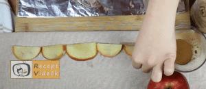 Almás pite muffin recept, almás pite muffin elkészítése 8. lépés