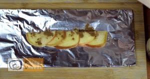 Almás pite muffin recept, almás pite muffin elkészítése 9. lépés