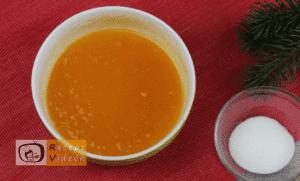 Mézes puszedli recept, mézes puszedli elkészítése 1. lépés
