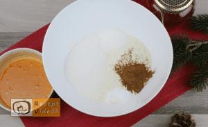 Mézes puszedli recept, mézes puszedli elkészítése 2. lépés