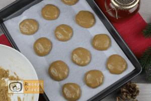 Mézes puszedli recept, mézes puszedli elkészítése 5. lépés