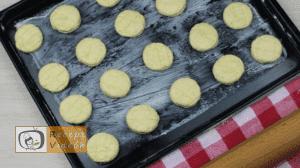 Sajtos pogácsa recept, sajtos pogácsa elkészítése 8. lépés
