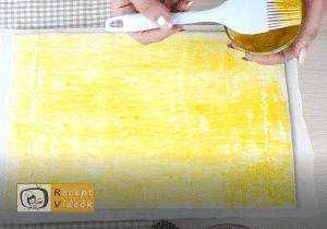 Sajtos rudak recept, sajtos rudak elkészítése 1. lépés