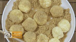 Túrógombóc recept, túrógombóc elkészítése 5. lépés