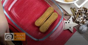 Tiramisu recept, tiramisu elkészítése 3. lépés