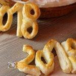 Újévi leveles recept, újévi leveles elkészítése - Recept Videók