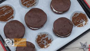 Whoopie pie recept, whoopie pie elkészítése 11. lépés