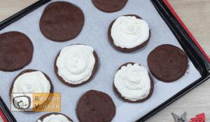 Whoopie pie recept, whoopie pie elkészítése 10. lépés