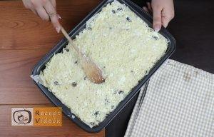 Vargabéles recept, vargabéles elkészítése 5. lépés