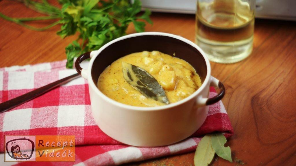 Krumplifőzelék recept, krumplifőzelék elkészítése - Recept Videók