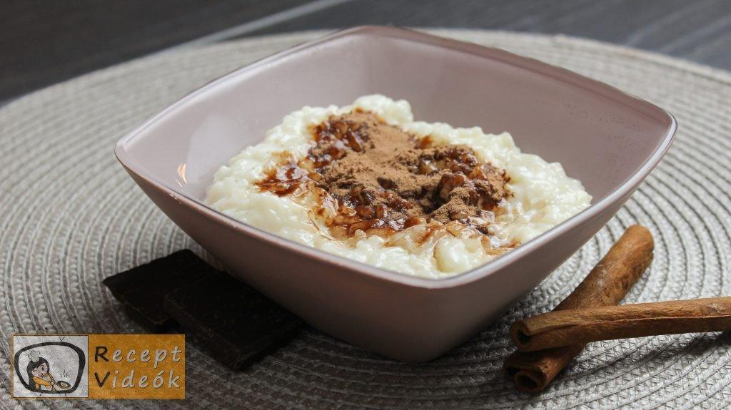 Tejberizs recept, tejberizs elkészítése - Recept Videók