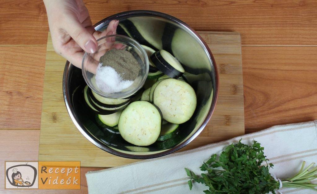 padlizsános csirketorta recept, padlizsános csirketorta elkészítése 1. lépés