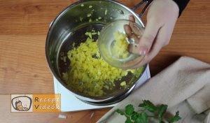 Brokkoli krémleves recept, brokkoli krémleves elkészítése 2. lépés