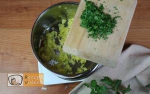 Brokkoli krémleves recept, brokkoli krémleves elkészítése 3. lépés