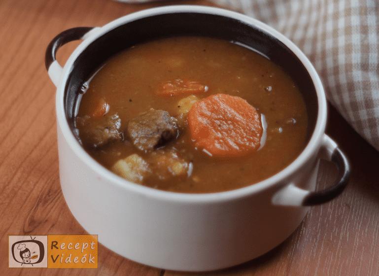 Gulyásleves recept, gulyásleves elkészítése - Recept Videók