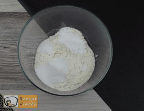 Amerikai palacsinta recept elkészítése 1. lépés