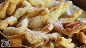 Csörögefánk (forgácsfánk) recept, csörögefánk (forgácsfánk) elkészítése - Recept Videók