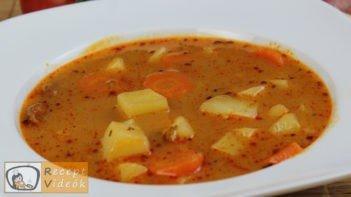 Burgonyaleves recept, burgonyaleves elkészítése - Recept Videók