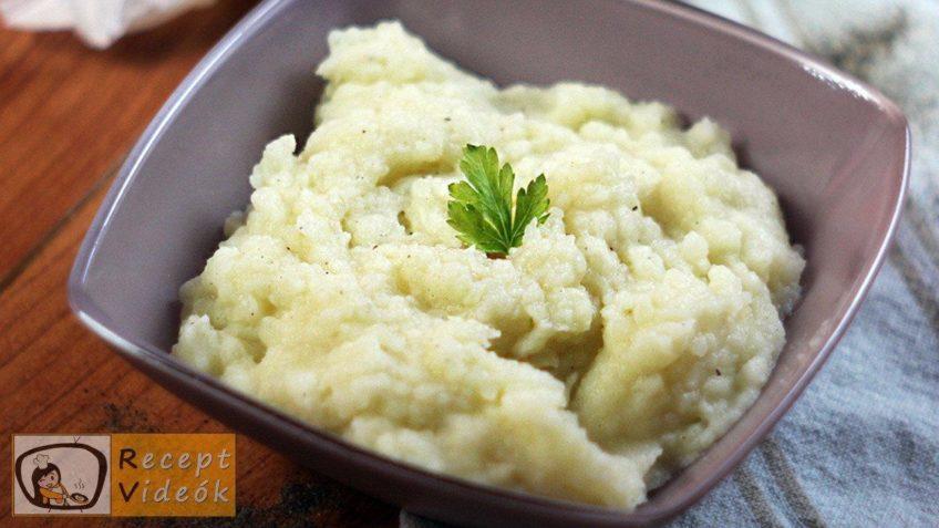 Burgonyapüré recept, burgonyapüré elkészítése - Recept Videók