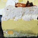 Madártej torta recept, madártej torta elkészítése - Recept Videók