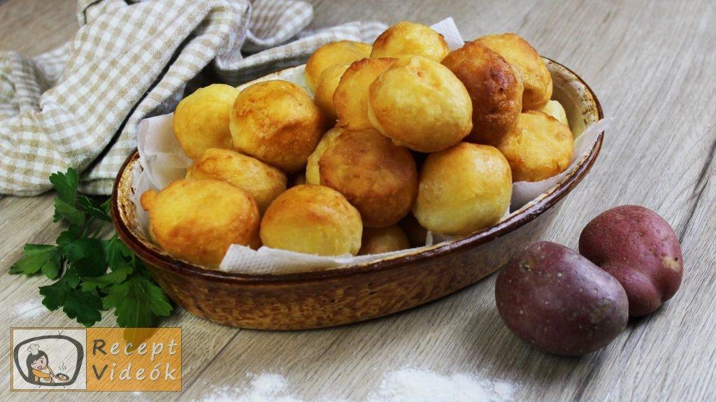 Burgonyafánk recept, burgonyafánk elkészítése - Recept Videók