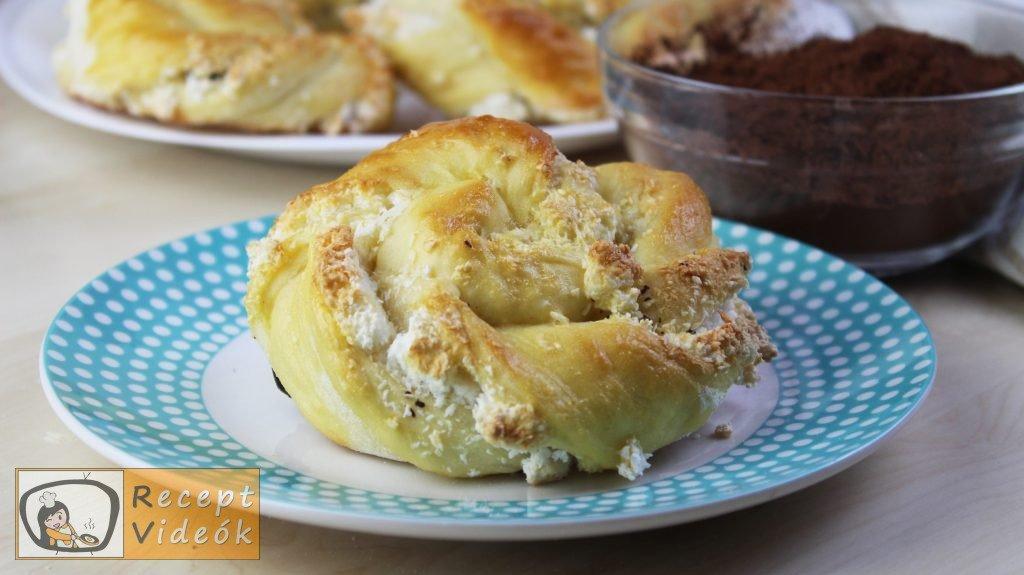 Kókuszos csiga recept, kókuszos csiga elkészítése - Recept Videók