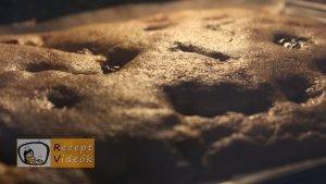 kevert meggyes süti recept, kevert meggyes süti elkészítése 8. lépés