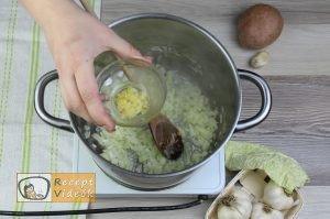 Frankfurti leves recept elkészítése 1. lépés