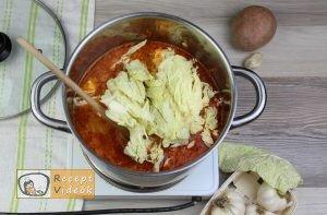 Frankfurti leves recept elkészítése 5. lépés