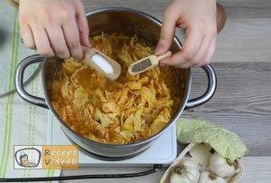 Frankfurti leves recept elkészítése 6. lépés