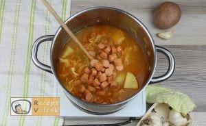 Frankfurti leves recept elkészítése 7. lépés