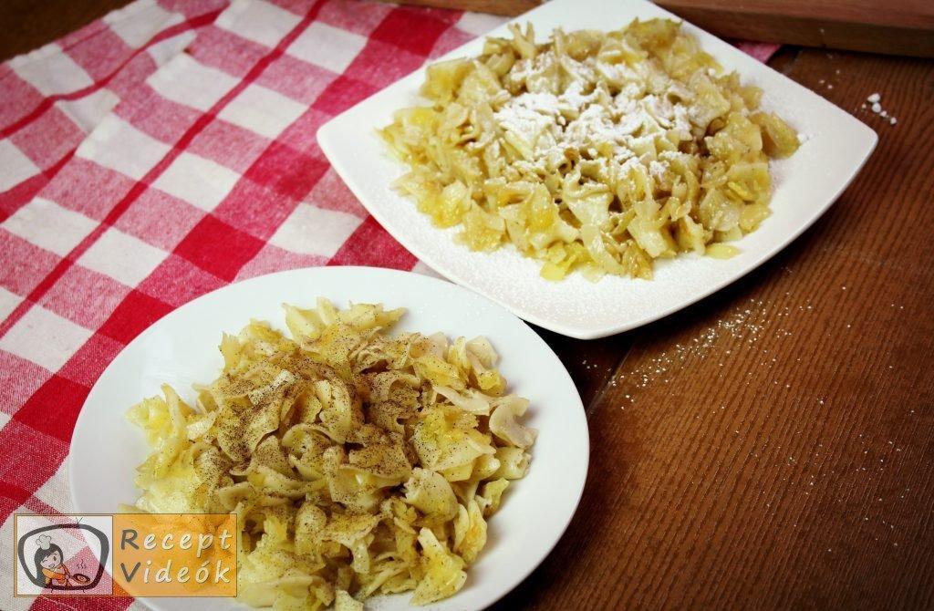 Egyszerű káposztás tészta recept, egyszerű káposztás tészta elkészítése - Recept V